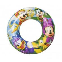 Bestway - Dmuchane kółko do pływania z Mickey - 91004