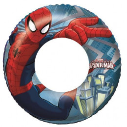 Bestway - Dmuchane koło do pływania Spider-Man 56 cm - 98003