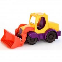 B.Toys - Mini koparka z pomarańczową łyżką - BX1420