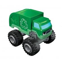 Blaze i mega maszyny - Samochodzik die-cast - Śmieciarka Reece DPG89
