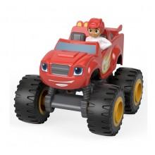 Blaze i mega maszyny - Samochodzik die-cast - Blaze i AJ FHV24