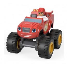 Blaze i mega maszyny - Samochodzik die-cast - Blaze i AJ FWK83
