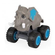 Blaze i mega maszyny - Samochodzik die-cast - Monster Truck Słoń FHV27