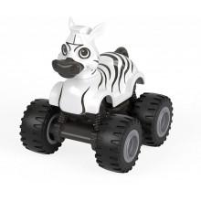 Blaze i mega maszyny - Samochodzik die-cast - Zebra FHV28