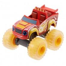 Blaze i mega maszyny - Robot Rider Blaze - Samochodzik die-cast FNR36