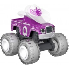 Blaze i mega maszyny - Robot Rider Starla - Samochodzik die-cast FNR38