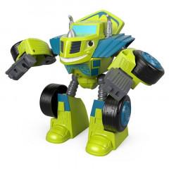 Blaze i mega maszyny - Transformujący Zeg - Pojazd i robot FTB93 FTB94