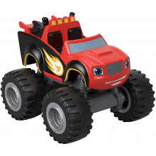 Blaze i mega maszyny - Ninja Blaze - Samochodzik die-cast GFD94