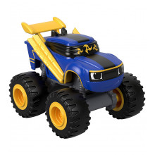 Blaze i mega maszyny - Czarny Pas Ninja - Samochodzik die-cast GFD95