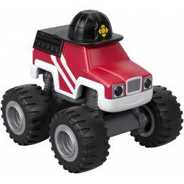 Blaze i mega maszyny - Monster Truck Strażak - Samochodzik die-cast GFD97