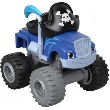 Blaze i mega maszyny - Pirat Crusher - Samochodzik die-cast GFD98