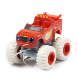 Blaze i mega maszyny - Snow Racers – Plastikowe autko Blaze – GGW78