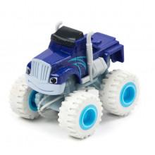 Blaze i mega maszyny - Snow Racers – Plastikowe autko Crusher – GGW79