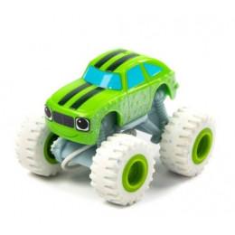 Blaze i mega maszyny - Snow Racers – Plastikowe autko Pickle – GGW80