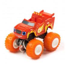 Blaze i mega maszyny - Fire Riders – Plastikowe autko Blaze – GGW82