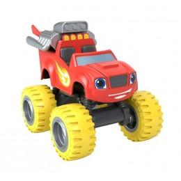 Blaze i mega maszyny – Monster Engine - Metalowe autko Blaze GWX77