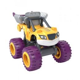 Blaze i mega maszyny – Monster Engine - Metalowe autko Stripes GWX79