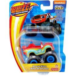 Blaze i Mega Maszyny – Metalowe autko – Rescue Blaze GYC98