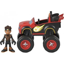 Blaze i Mega Maszyny – Ninja Blaze i AJ GYD18