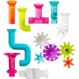 Boon - Pipes & Tubes & Cogs - Zestaw zabawek do wody - B11342