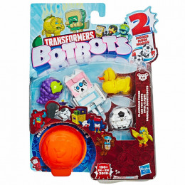 Transformers - BotBots - Seria 3 - 5 figurek Playroom Posse Zestaw 1 E4141