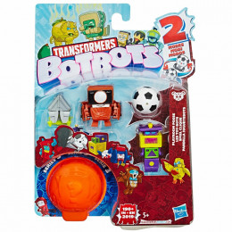 Transformers - BotBots - Seria 3 - 5 figurek Playroom Posse Zestaw 3 E4141