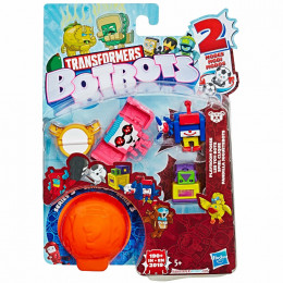 Transformers - BotBots - Seria 3 - 5 figurek Playroom Posse Zestaw 4 E4141