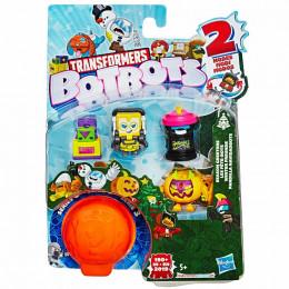 Transformers - BotBots - Seria 3 - 5 figurek Season Greeters Zestaw 2 E4142