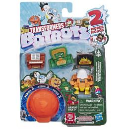 Transformers - BotBots - Seria 3 - 5 figurek Season Greeters Zestaw 4 E4142