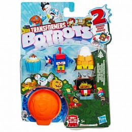 Transformers - BotBots - Seria 3 - 5 figurek Season Greeters Zestaw 3 E4142