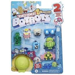 Transformers – BotBots – seria 5 – 8 figurek Frequent Flyers Zestaw 3 E3494 E8476