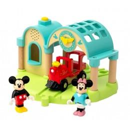 BRIO 32270 Stacja Myszki Miki z nagrywaniem dźwięku