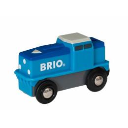 BRIO 33130 - Lokomotywa Cargo na baterie