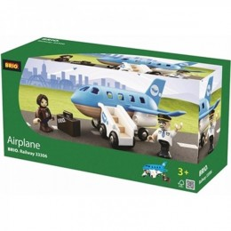 BRIO Samolot pasażerski 33306