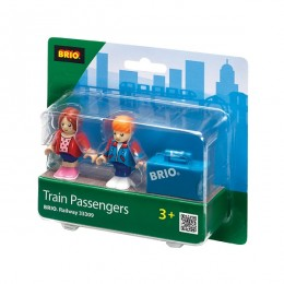 BRIO Pasażerowie Pociągu 33309