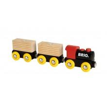 BRIO Klasyczny drewniany pociąg 33409