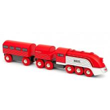 BRIO 33557 Futurystyczna kolejka z wagonami