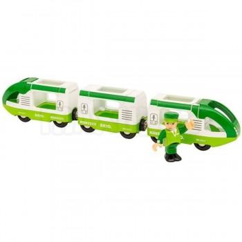 BRIO 33622 Zielony pociąg pasażerski