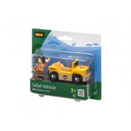 BRIO Pojazd Safari 33723