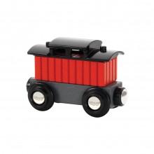 BRIO 33737 Czerwony Wagon