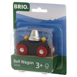 BRIO Wagon z Dzwonkiem 33749