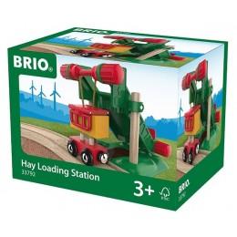 BRIO 33792 Stacja Załadunkowa + wagonik