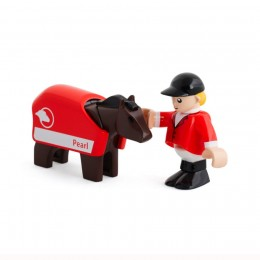 Brio 33793 Jeździec i Koń