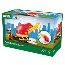 BRIO Helikopter straży pożarnej 33797