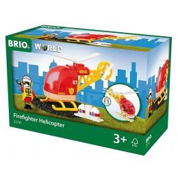 BRIO 33797 Helikopter straży pożarnej