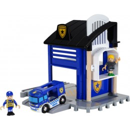 BRIO Posterunek policji 33813
