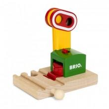 BRIO Magnetyczna sygnalizacja do kolejki drewnianej 33868