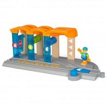 BRIO 33874 Myjnia dla pociągów - SmartTech™