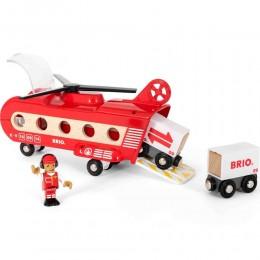 BRIO 33886 Helikopter transportowy