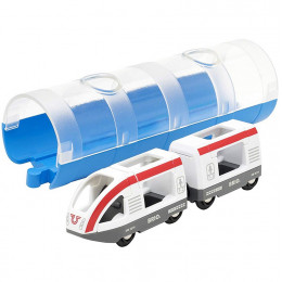 BRIO 33890 Pociąg pasażerski z tunelem